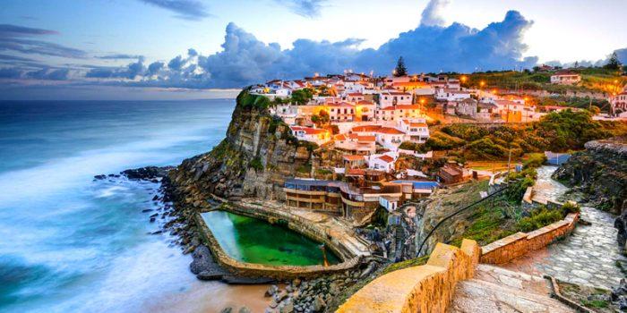 como morar em Portugal marcado de trabalho