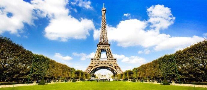 melhores cidades da França paris