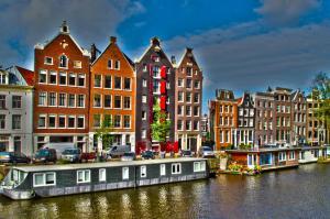 morar em Amsterdam