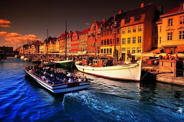 estudar em inglês no exterior - Dinamarca
