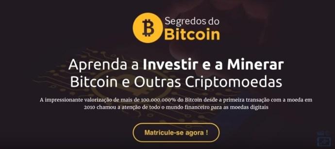 Segredos do Bitcoin - o que é bitcoin