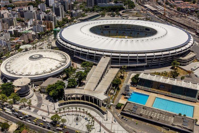 maiores estádios do mundo - Estádio do Maracanã