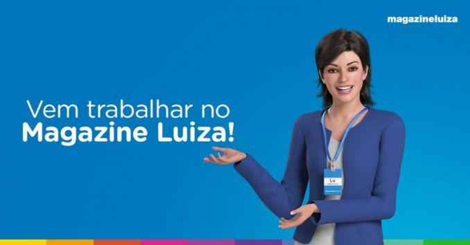 Magazine Luiza Trabalhe Conosco 2020