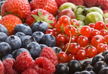 Nomes das Frutas em Inglês