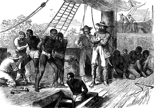 Resultado de imagem para escravidão