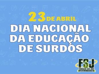 Resultado de imagem para Dia Nacional da Educação de Surdos