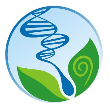 O símbolo do biólogo mostra a fecundação de um óvulo