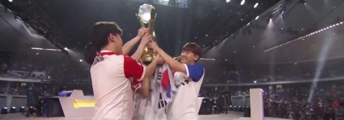 Coreia do Sul vence Canadá e é campeã da Copa do Mundo de Overwatch