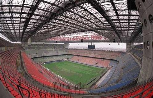 Estádio da Inter de Milão