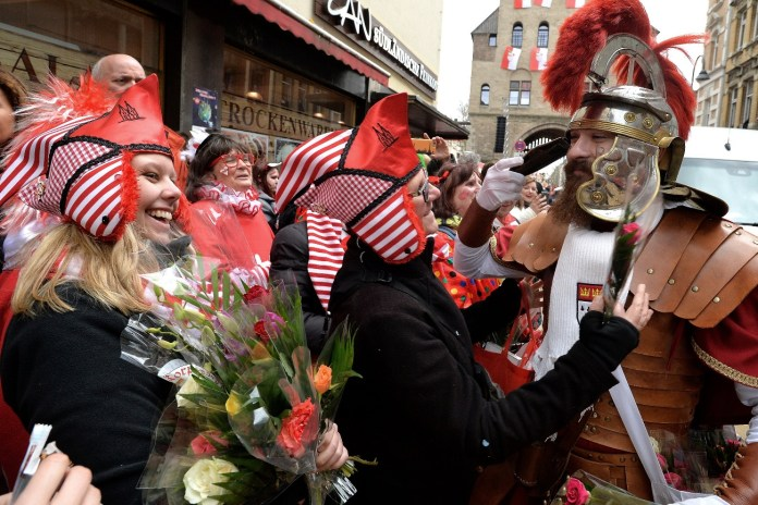 Carnaval na Alemanha - Agência Lusa