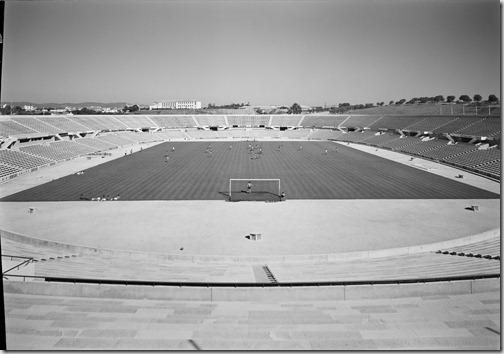 Estádio da Luz - 1958