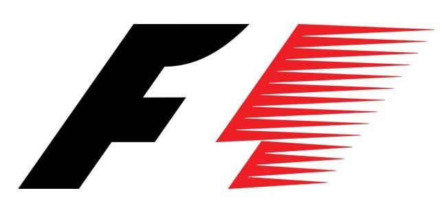 logo da fórmula 1 f1