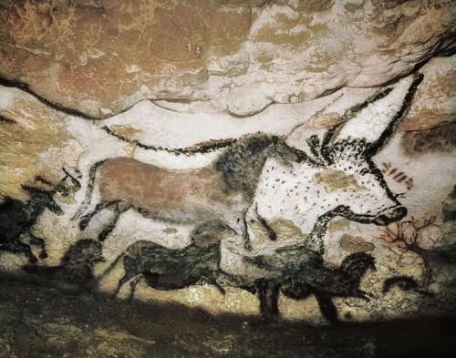 Caverna de Lascaux, França. Foto: Everett - Art / Shutterstock.com