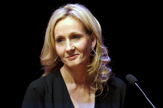 J.K. Rowling dá resposta incrível  (Foto: Reprodução/Getty)