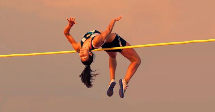 Saltos do Atletismo: salto em altura do atletismo