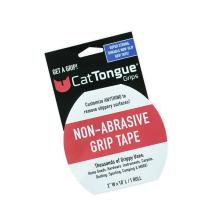 Image is a photograph of the packaging for Cat Tongue Grip Tape
