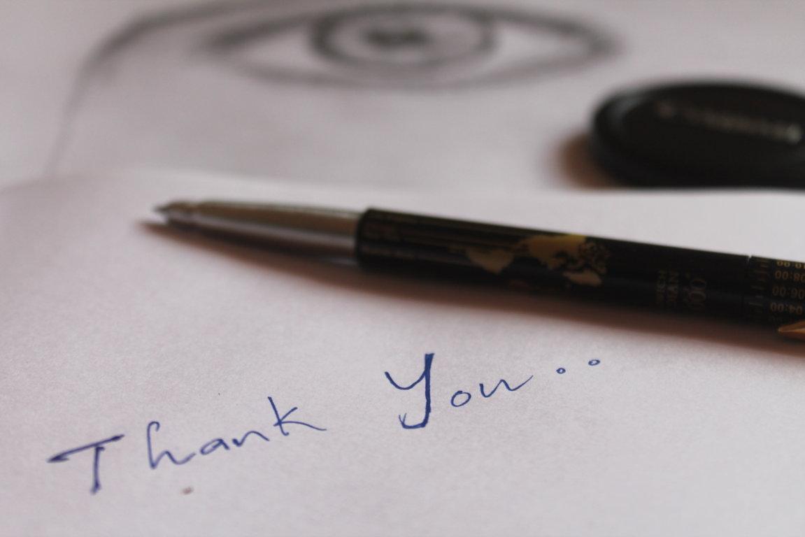 thank you, gratitude, photography