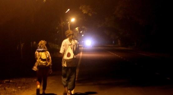The Midnight Pilgrims