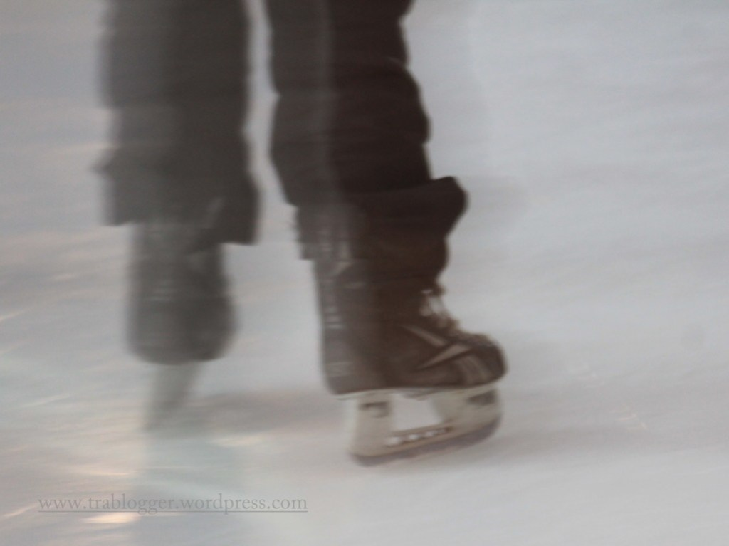 Legs of Dubai Ice Rink 1