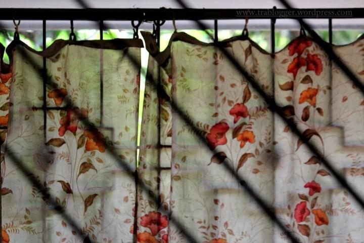 Mundane Monday :Curtain