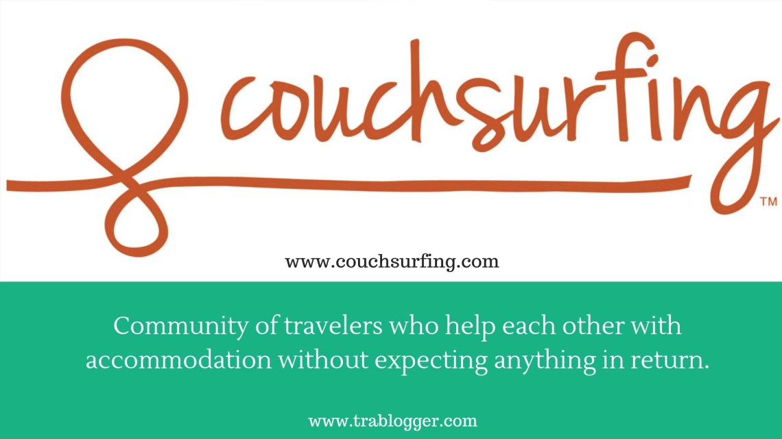 Couchsurfing Community of travelers