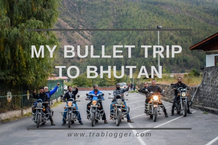 trablogger's_ Bhutan rip on royal enfield