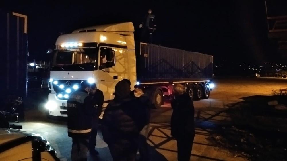 Trabzon'da 50 ton hamsiye el konuldu