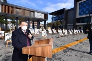 'Medeniyetin Beşiği Anadolu Resim Sergisi'nin açılışı yapıldı