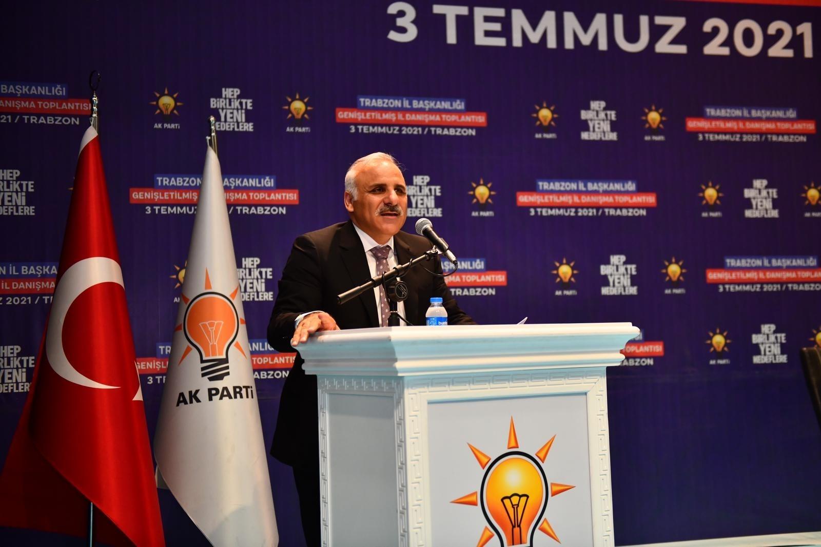 Trabzon'un en işlek caddesi trafiğe kapatılıyor