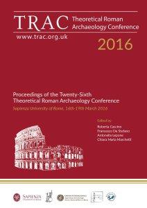 TRAC 2016 cover