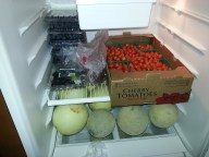 D's fridge
