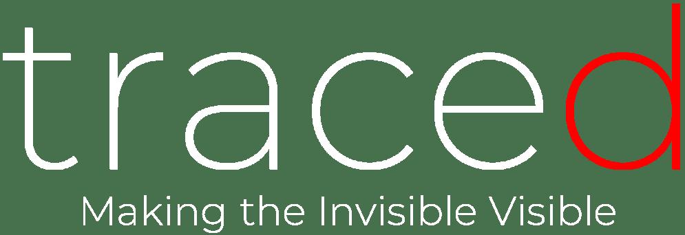 traced logo