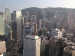 View over Hong Kong