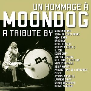 trAce 022 - Various artists - Un hommage à Moondog/A tribute by