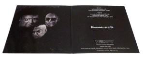 Kasper T. Toeplitz / Jean-Noël Cognard / Jac Berrocal - Disséminés ça et là - Bloc Thyristors vinyle 0190/trAce LP41