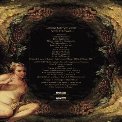 Laurent Saïet & Guests - After The Wave - trAce 056