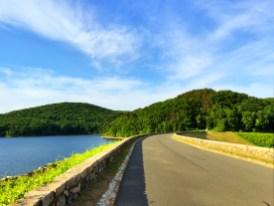 August - Winsor Dam, Quabbin Reservoir, Belchertown, MA