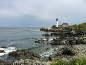 Portland Head Light, Cape Elizabeth Maine — copyright Trace Meek