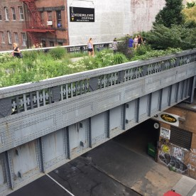 The High Line, NYC — copyright Trace Meek