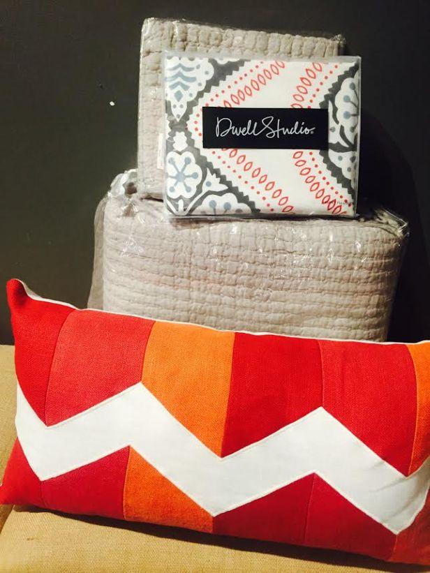 Mehndi Duvet Cover & Gray Quilt Set