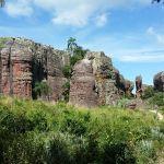 cheminées des fées, Vila Velha (Parana, Brésil)