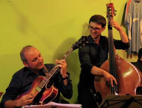 L'Happy Jazz Quartet 2016 - 24 sept. 2016