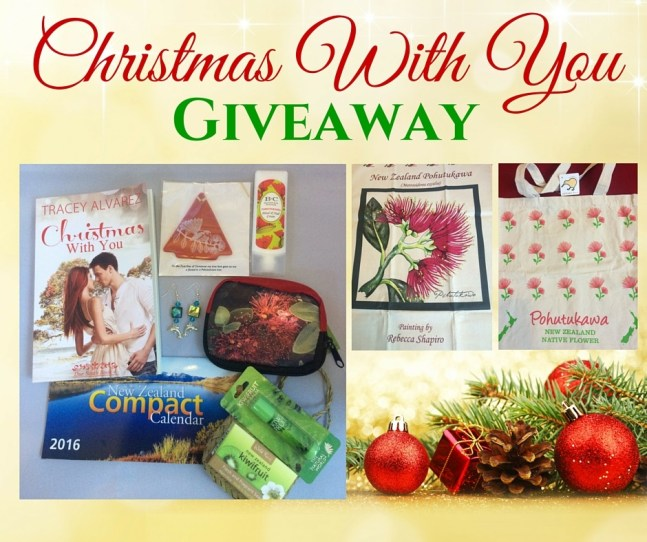 Christmas With You Giveaway