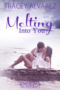 Melting Into You E-Book Cover - 300x200