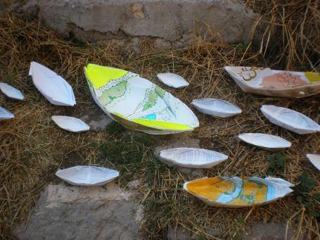 Adrift, Cappadocia, 2011