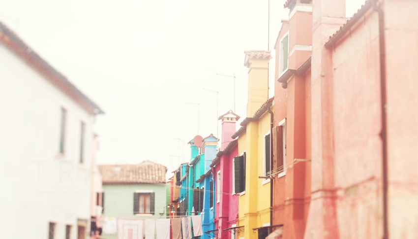 Postcards from Italy: A Day Photographing the Island of Burano