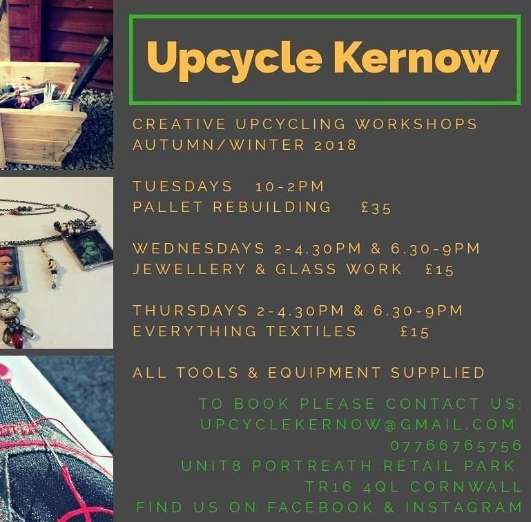Upcycle Kernow