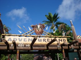 Magic Kingdom Adventureland