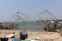 Chinese fishing nets