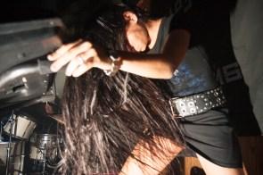Jennifer Hernandez at the Atelier, 8/2007